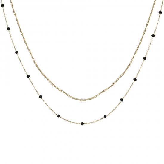 CLJ21007_Essentielle-Gold-Set-of-Two-Necklaces-with-Black-Crystals_w