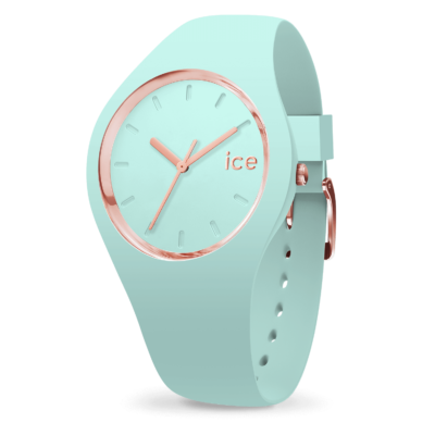 ICE WATCH GLAM PASTEL AQUA