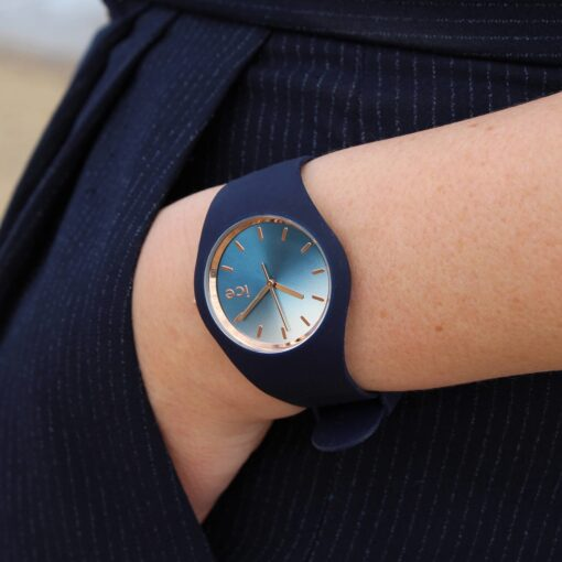 ICE WATCH SUNSET BLUE