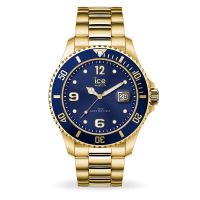 ICE WATCH-ICE STEEL GOLD