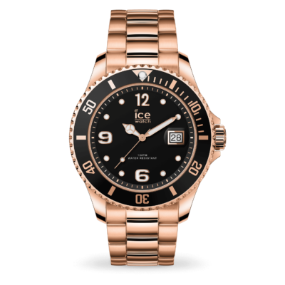 ICE WATCH-ICE STEEL ROSE GOLD