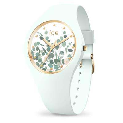 ICE WATCH-ICE FLOWER MINT GARDEN