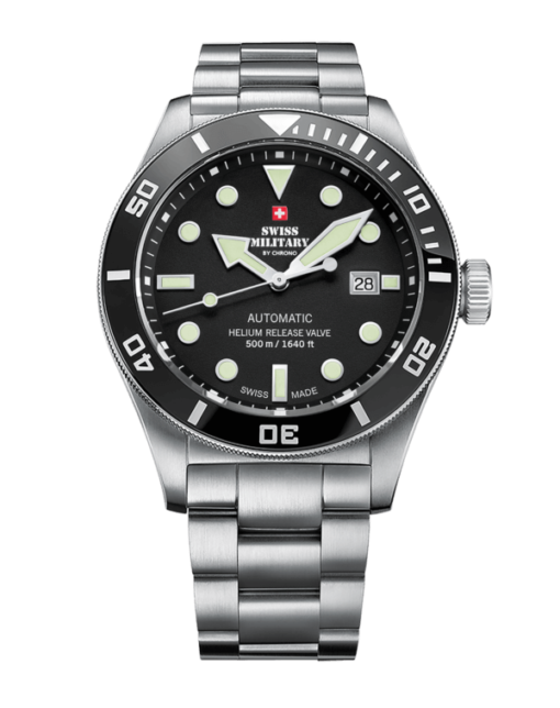 SWISS MILITARY DIVER AUTOMATIC
