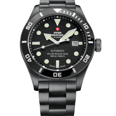 SWISS MILITARY DIVER AUTOMATIC SPECIAL EDITION