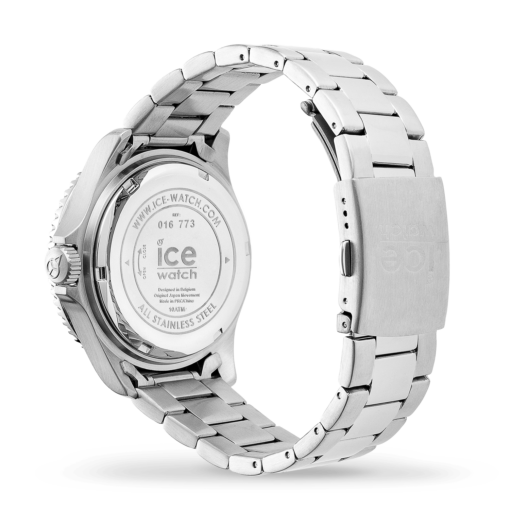 ICE WATCH-GIFT BOX ICE STEEL BLUE COSMOS SILVER